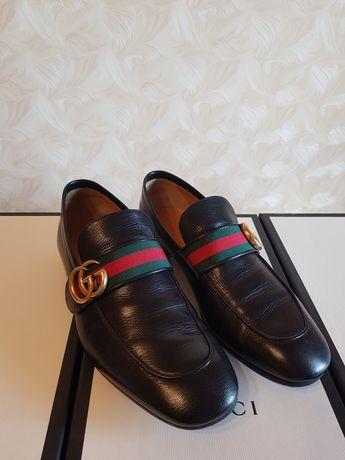 Туфли мокасины gucci оригинал brioni zilli billionaire kiton
