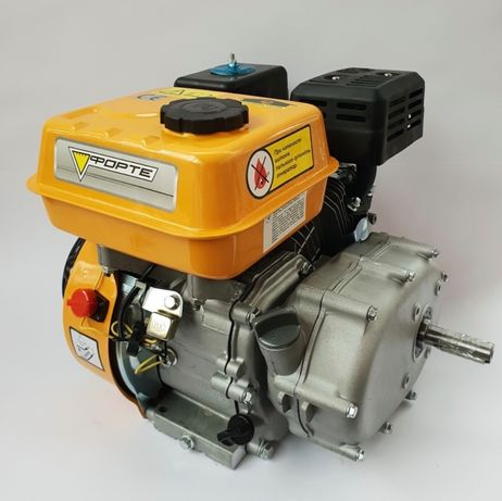 Бензиновый двигатель Forte 210 с редуктором в сборе. Новый