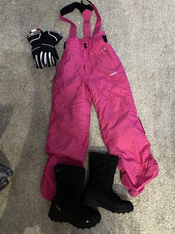 Kit para a Neve Completo Decathlon