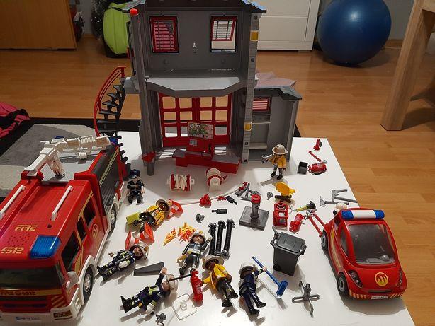 Play mobile straż pożarna