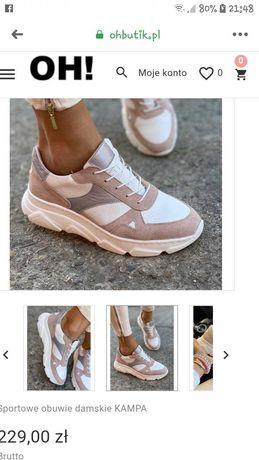 Buty skórzane 39 roz.