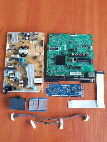 Płyta główna zasilacz t-con podświetlenie matrycy Samsung UE39F5500AW