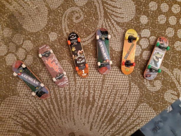 Fingerboard - маленькие скейты
