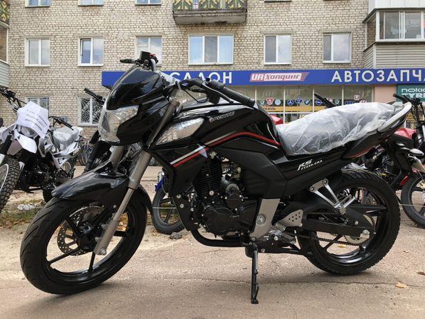 Мотоцикл спортбайк Forte FT250-CKA АКЦИЯ ДО 31.08!!