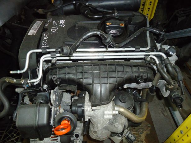 Motor Vw Passat 2.0 TDI 140cv (BKP) de 2007 para venda