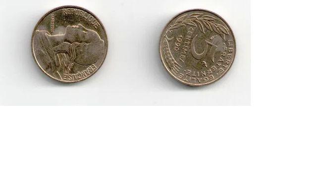 Monety zagraniczne różne Nr.43