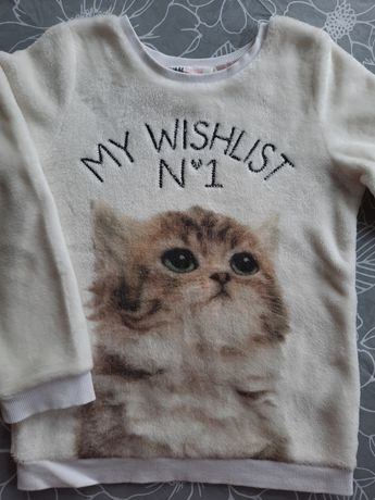 Bluza h&m rozmiar 128