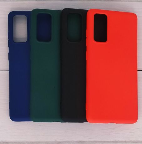 Чохол Samsung S20 FE soft