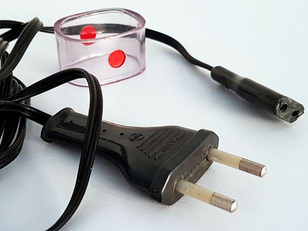 Kabel zasilający golarki,RTV,magnetowid