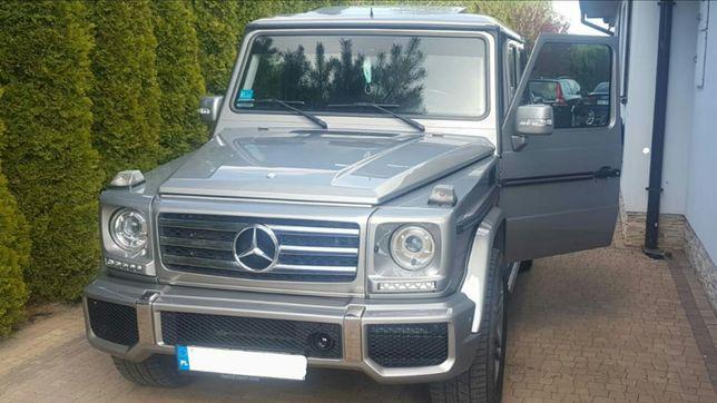 Mercedes G-klasa /pakiet AMG/bezwypadkowy/lift/full/zamiana