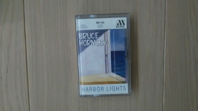 Bruce Hornsby oryginalna kaseta magnetofonowa