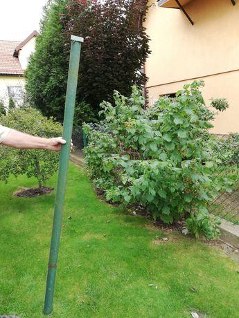 Rura słupek  ogrodzeniowy