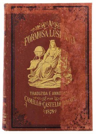A FORMOSA LUSITANIA, livro do século XIX 1º edição