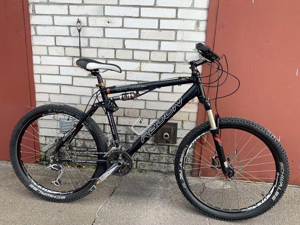 Велосипед двухподвес Radon