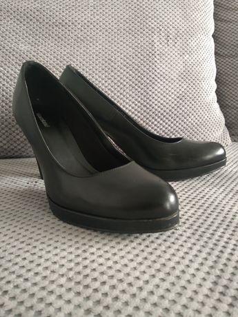 Buty na obcasie 9 cm