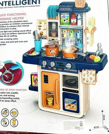 Кухня с паром и водой, кухня детская