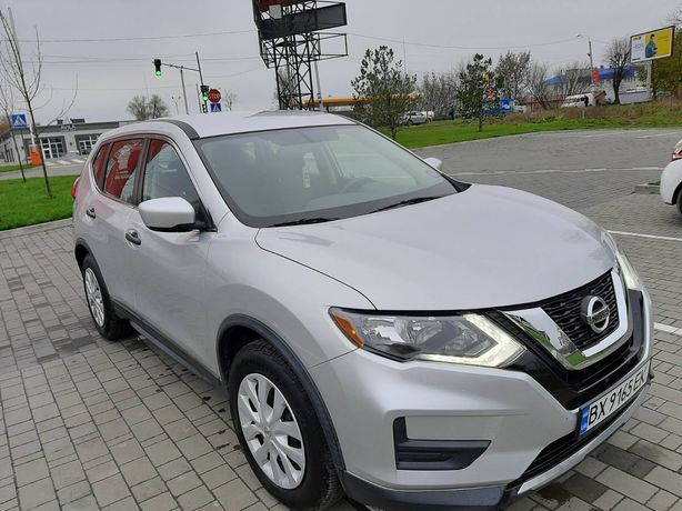Nissan Roug  2017