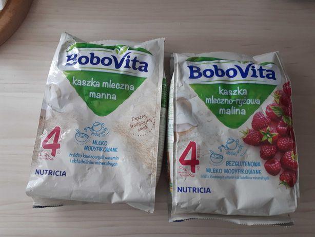 Kaszka Bobovita mleczna i mleczno-ryżowa
