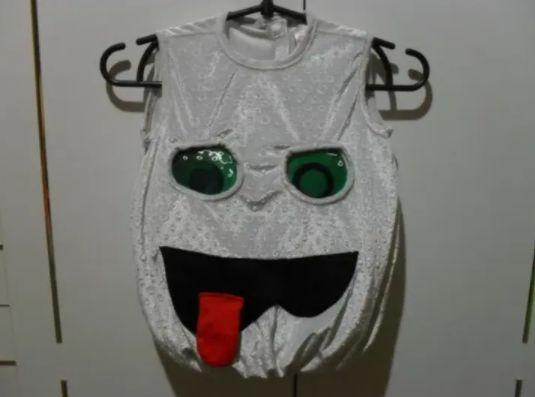1-2г 2-5л карнавальный костюм хеллоуин тыква гарбуз страшилка штаны