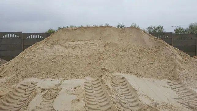 Piach, piasek zasypowy, do murowania, kamień,tłuczeń koparka