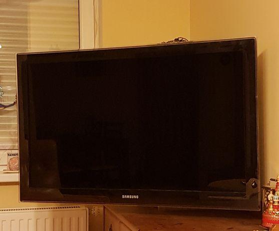 Telewizor Samsung LE40A686 uszkodzony
