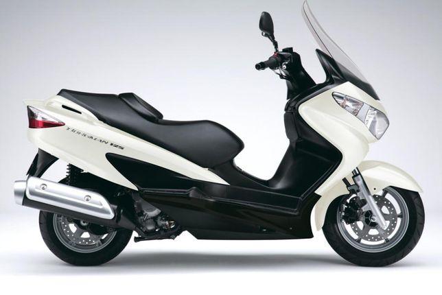 Kanapa siedzenie Suzuki Burgman K7 125cc