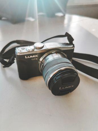 Panasonic GF6 + 14-42mm f/3.5-5.6 II Lens
