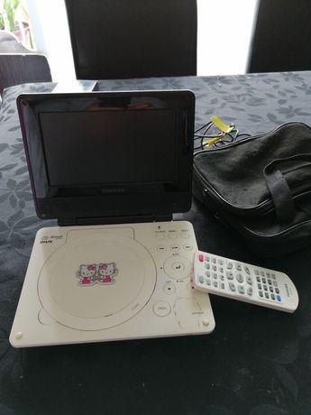 Leitor de DVD portátil Toshiba