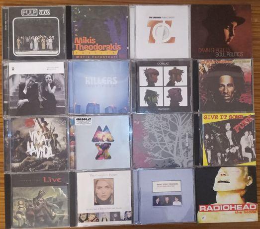 Płyty CD wymiana