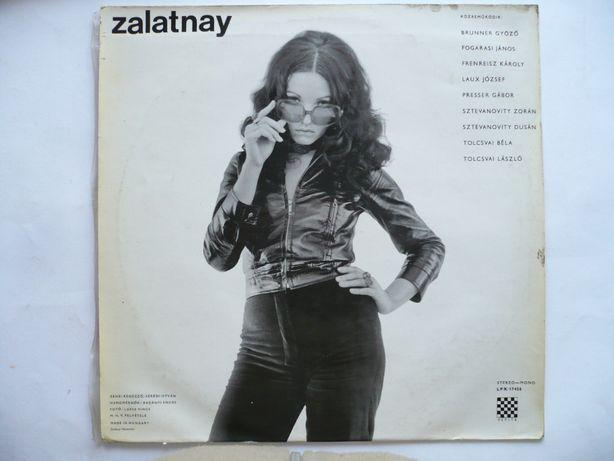 """Sarolta Zalatnay """"Zalatnay"""", płyta winylowa Pepita - Węgry rok 1971"""