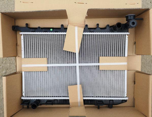 Радиатор Nissan Sunny N14, Радиатор санни Н14 272908-3