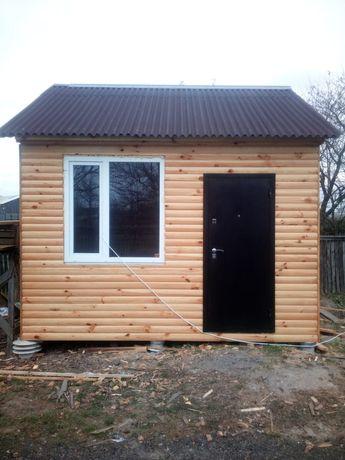 Дома деревянные любого типа .