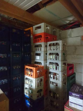 Butelki kastry zgrzewka 0,33 oranzada pepsi kiper