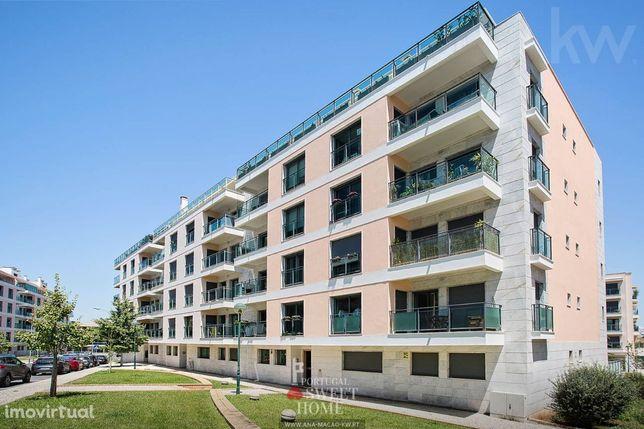 Oeiras, Terraços do Marquês - Apartamento T3 Mobilado, para Arrendar