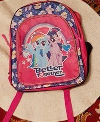 NOWY St. Majewski My Little Pony plecak szkolny