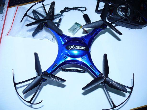Квадрокоптер ALLOY BODY S-001, с функцией автовозврата и подсветкой. Р