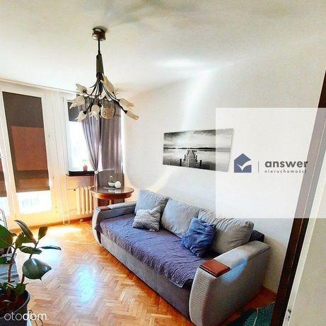 Rezerwacja, Mieszkanie 2-pokojowe na I piętrze