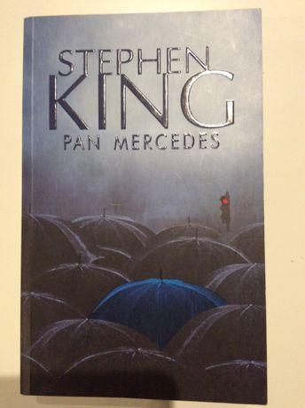 Pan Mercedes Stephen King stan idealny