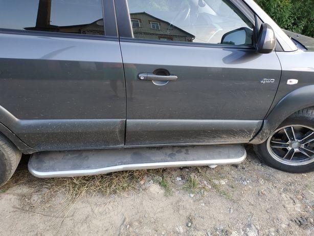 Подножки для авто
