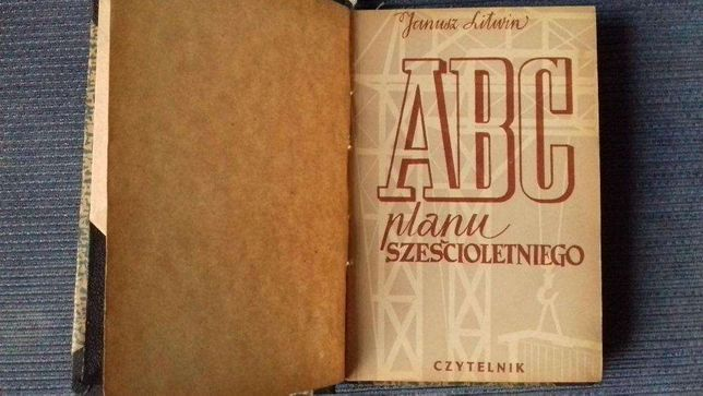 ABC Planu Sześcioletniego, Janusz Litwin, 1951 rok