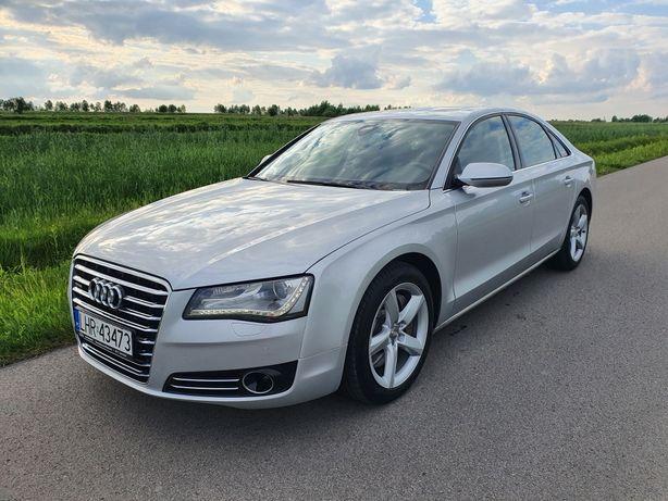 Audi a8 d4 4.2 350KM! Super stan