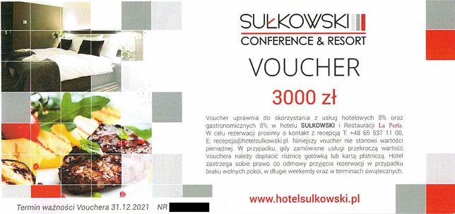 Voucher Hotel Sułkowski Boszkowo Poznań