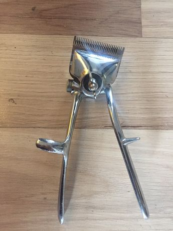 Ręczna maszynka do strzyżenia grubego, twardego włosa sierści, trymer