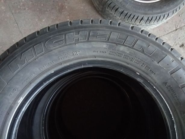 Резина Michelin Agilis 51  215/65/16C