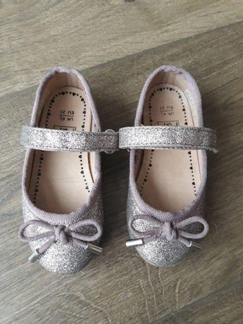 Balerinki buty dla dziewczynki 21