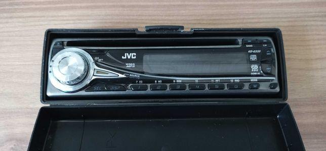 Panel radia samochodowego JVC