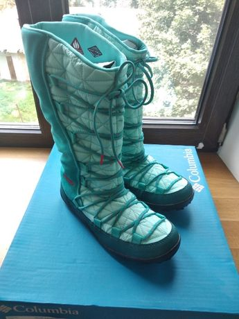 Columbia Omni heat чоботи для дівчинки