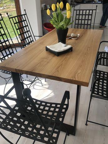 Krzesla i stół
