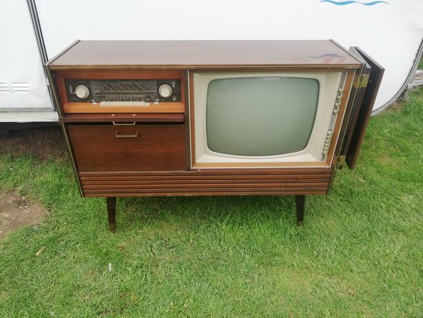 Komoda telewizor radio blaupunkta