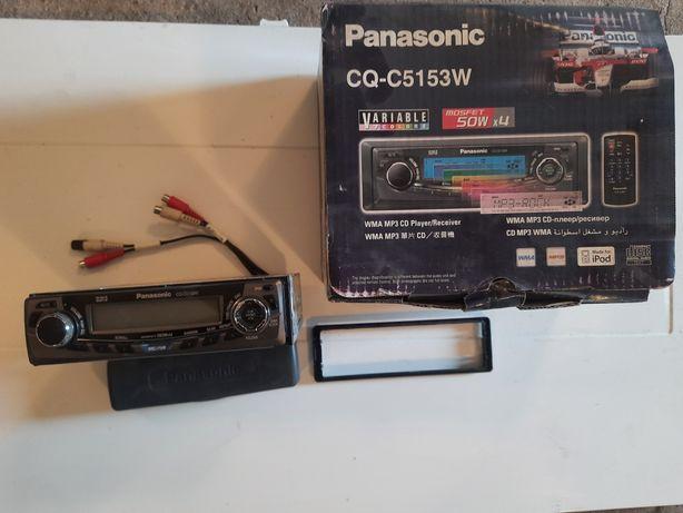 Автомагнитола под востоновление . Panasonik